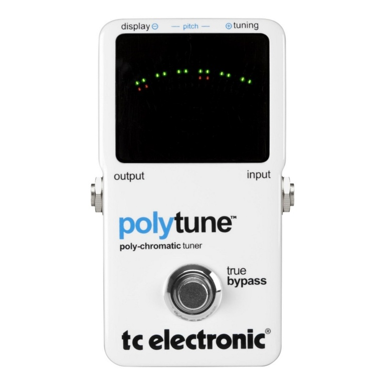 Foot Pedal Tuner