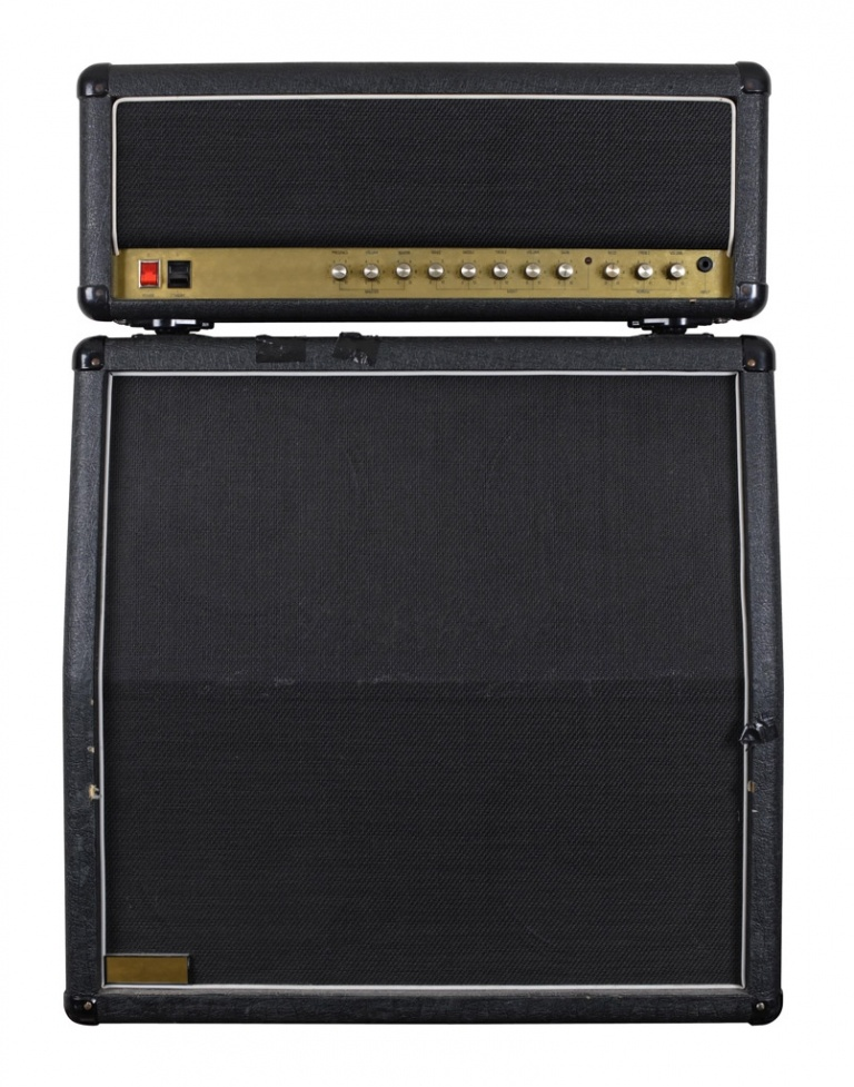 Half Stack Amplifier