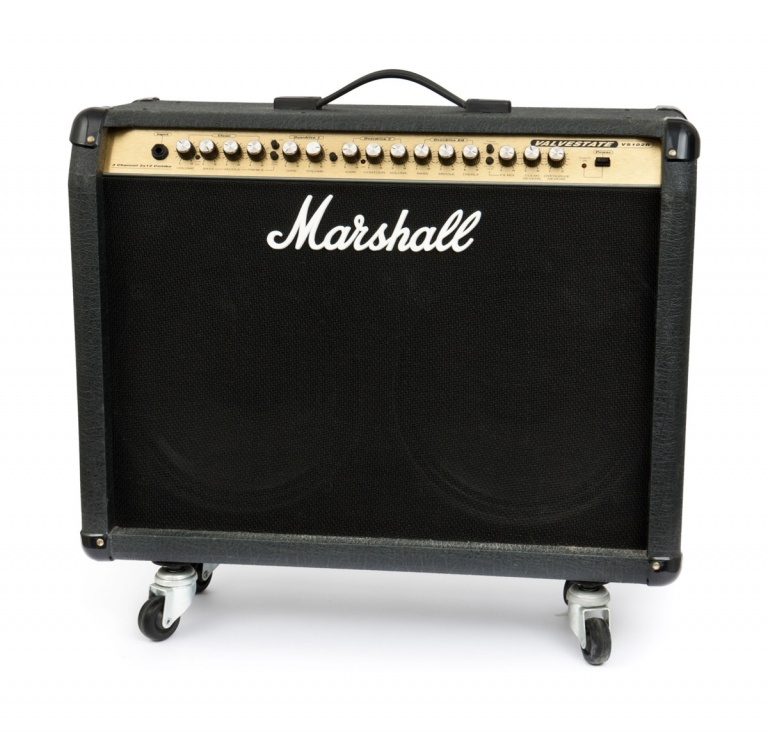 Marshall Hybrid Valve State Amplifier