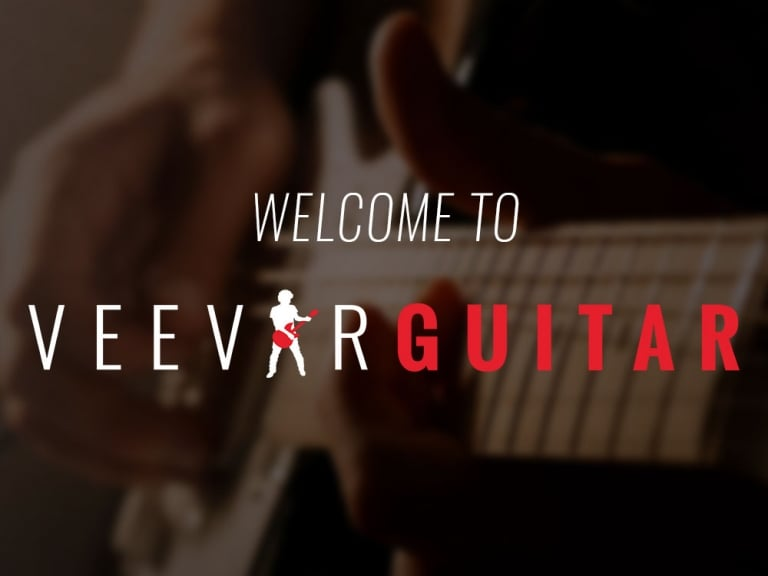 WELCOME TO VEEVAR'S ONLINE GUITAR SYLLABUS