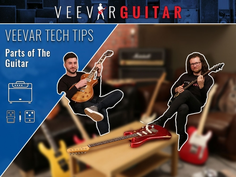 Parts of The Guitar – Tech Tips#1
