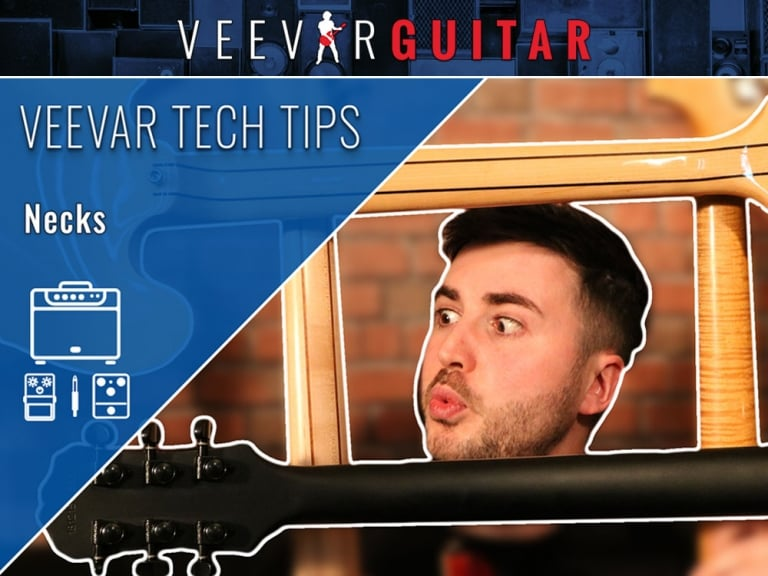 Guitar Necks Explained – Tech Tips#4