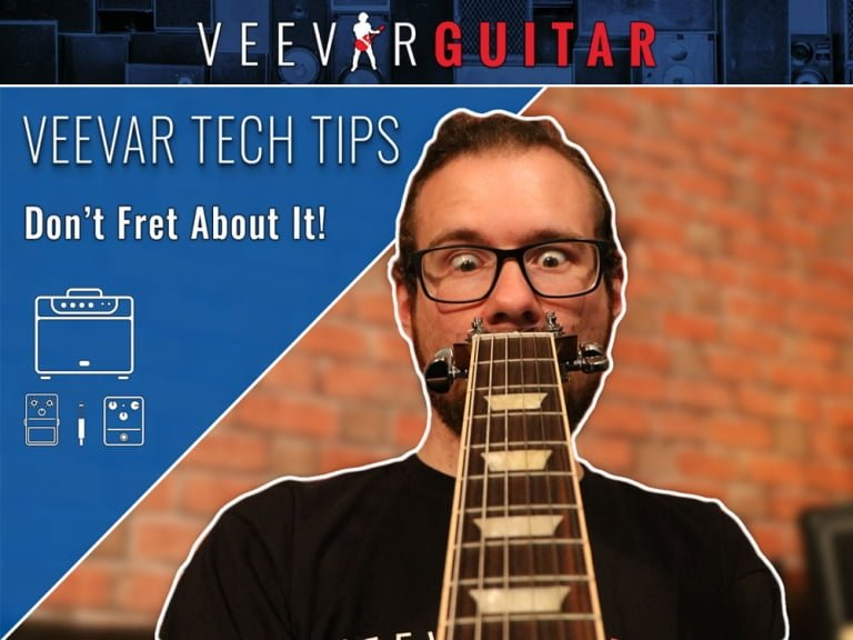 Guitar Frets Explained – Tech Tips#5