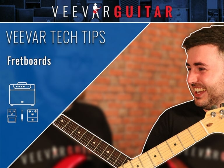 Guitar Fretboards Explained –Tech Tips #6