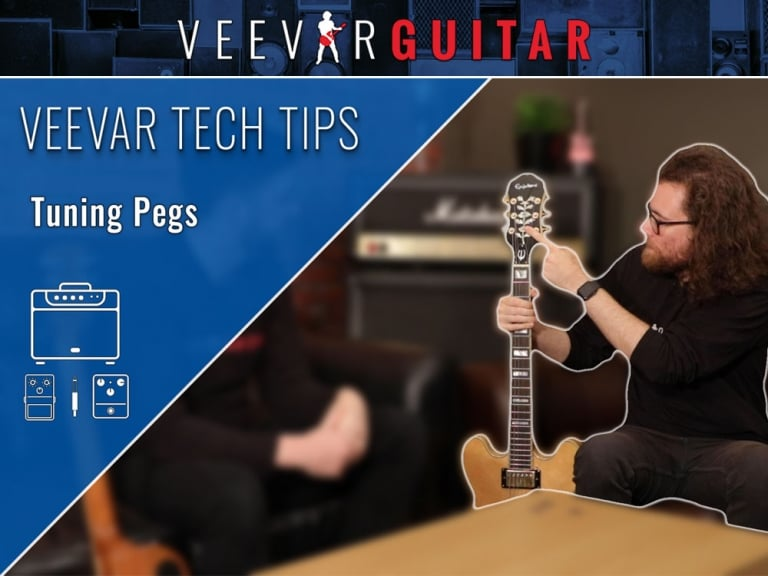 Guitar Tuning Pegs Explained –Tech Tips #9