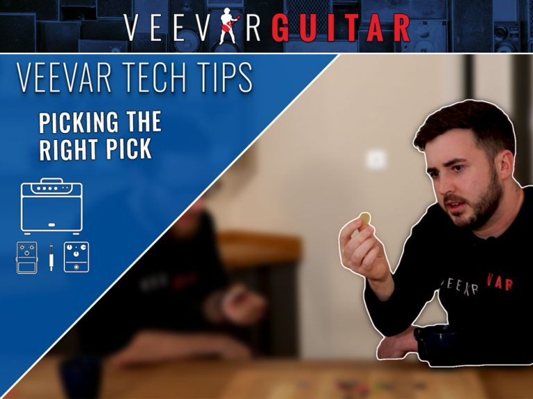 Guitar Picks Explained –Tech Tips #10