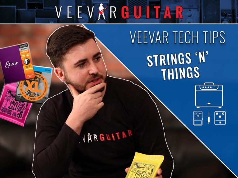 Guitar Strings Explained –Tech Tips #11